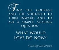 Neale Donald Walsch - What would Love Do